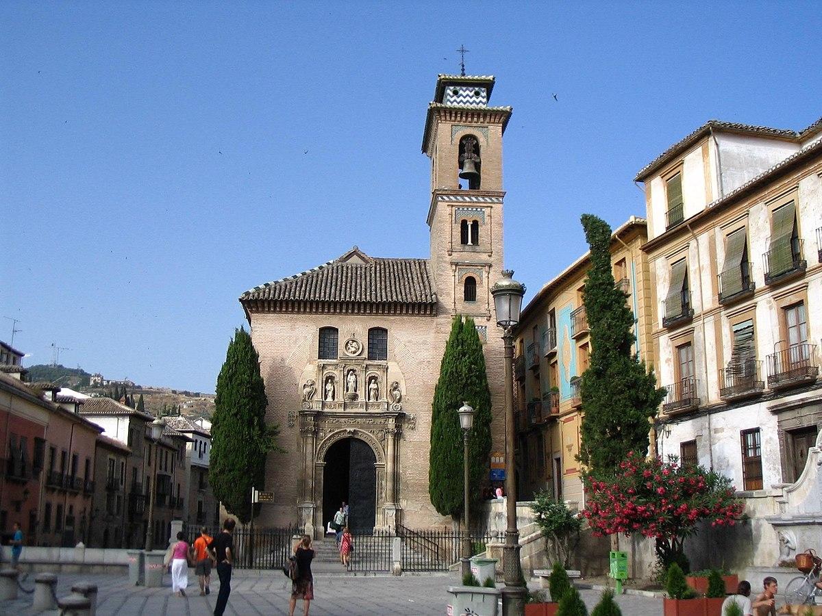 iglesia de santa ana granada wikipedia la