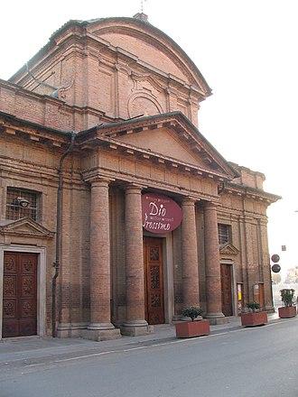 Nizza Monferrato - Church of San Giovanni in Lanero
