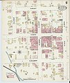 Sanborn Fire Insurance Map from Wilmington, Clinton County, Ohio. LOC sanborn06958 002-2.jpg