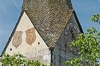 Sankt Georgen am Längsee Burg Hochosterwitz Kirche hl. Johann Nepomuk Turmuhr 01062015 1159.jpg
