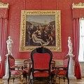 Sanssouci - Orangerieschloss - Mittelbau - Boulle Zimmer - Ahlborn - Grablegung Christi DSC4303.jpg