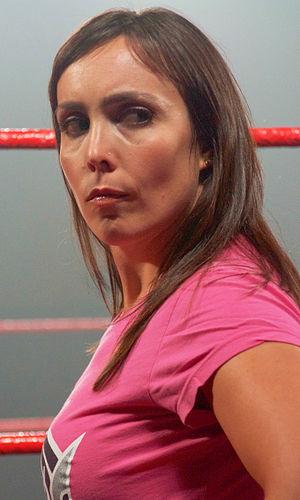 Sara Del Rey - Sara Del Rey in August 2011