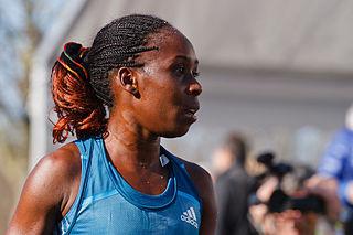 Kenyan long-distance runner (b. 1984)
