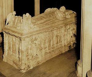 Henry Y. Satterlee - Image: Satterlee Tomb in Washington Cathedral