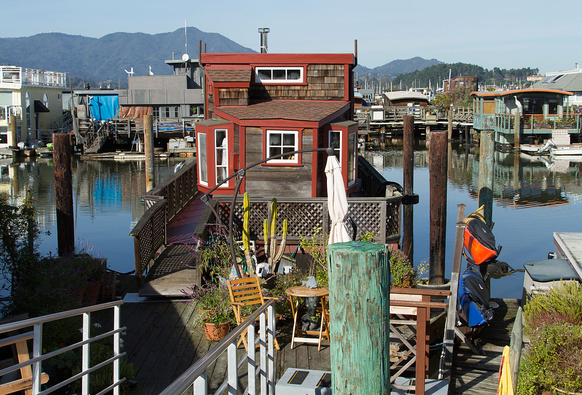 Sausalito Waterfront Tours Apparition