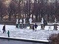 Schloss Charlottenburg - Terrassetreppen (Terrace Stairs) - geo.hlipp.de - 32039.jpg