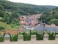 Schloss Stolberg (Harz) (10) Blick auf Stolberg.jpg