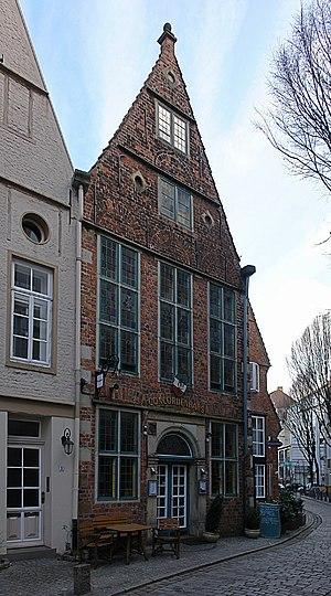 Schnoor - Image: Schnoor Concordenhaus