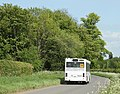 School bus on the way to Grittleton - geograph.org.uk - 1957810.jpg