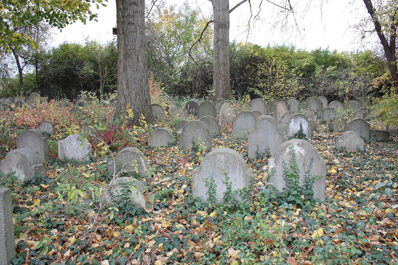 Schwarzrheindorf (Bonn) Jüdischer Friedhof 111.JPG