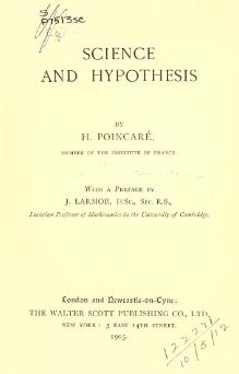 ScienceAndHypothesis1905.djvu