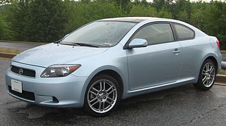 Scion (automobile) - Scion tC
