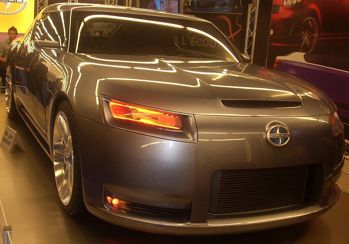 Toyota Of Huntington Beach >> Scion Fuse - Wikipedia