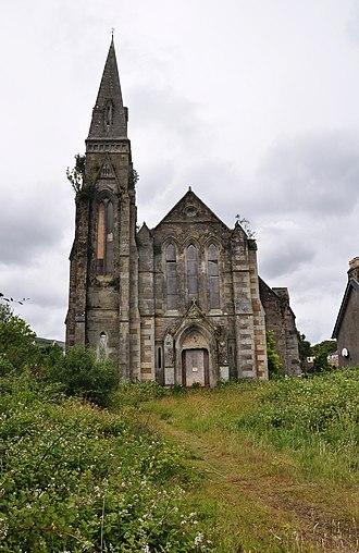 Lamlash - St George's church