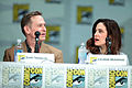 Scott Thompson & Caroline Dhavernas (14749622556).jpg