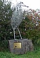 Sculpture at the Anglian Water Birdwatching Centre - geograph.org.uk - 1011617.jpg