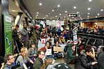 SeaTac Airport protest against immigration ban 02.jpg