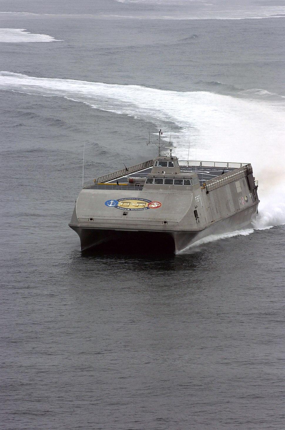 Sea Fighter FSF1