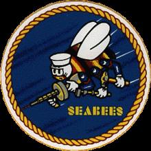 seabee emblem