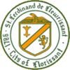 Official seal of Florissant, Missouri