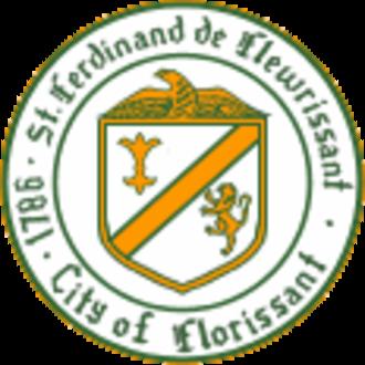 Florissant, Missouri - Image: Seal of Florissant, Missouri