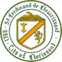 Seal of Florissant, Missouri.png