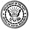 Seal of the Office of Naval Research department of the United States Navy in 1959.png
