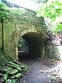 Secret Tunnel - geograph.org.uk - 173760.jpg