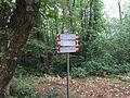 Segnaletica verticale Monte Pisano Croce a Vaccoli 2.jpg
