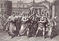 Sejanus is arrested and condemned to death.jpg
