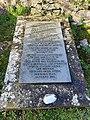 Sennen Churchyard - Mary Sanderson's grave.jpg