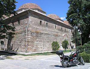 Serres - Ottoman bedesten