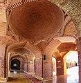 Shah Jahan Mosque - Lobby two ways - Wahaj Ahmed Ansari.jpg