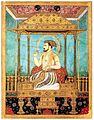 Shah Jahan op de pauwentroon.jpg