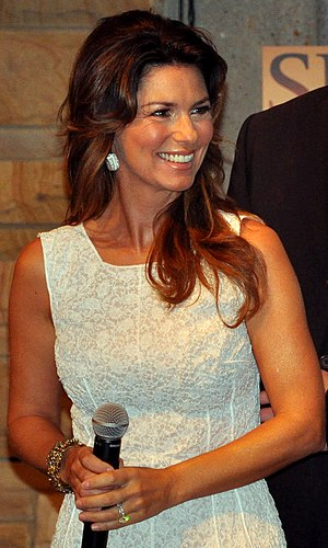 Shania Twain discography - Twain at a Country Music Hall of Fame press conference announcing her two-year residency at Caesar's Palace in Las Vegas in June 2011.