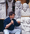 Shelomo Selinger in his studio.jpg