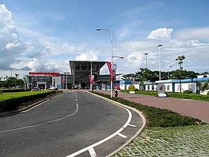 Shenzhen Bay Control Point - Shenzhen Bay Passenger Terminal Building (Shenzhen side)