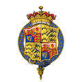 Shield of Arms of Alexander Cambridge, 1st Earl of Athlone, KG, GCB, GCMG, GCVO, DSO, ADC(P), PC, FRS.png
