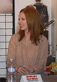 Shirley Manson, September 2008