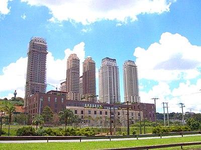12425e90d Shopping Cidade Jardim. Localização, Marginal Pinheiros, São Paulo ...