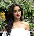 Shraddha Kapoor promoting Baaghi in 2016.jpg