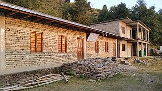 Baseri - Image: Shree Baseri Secondary School