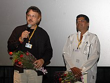 Shri Sharath Babu, Actor of the film ' Shankara Punyakoti' at the presentation of the film, during the 40th International Film Festival (IFFI-2009), at Panaji, Goa on November 25, 2009.jpg
