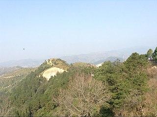 Shuanghua, Wuhua County