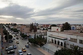 Sidi Bouzid - View of Sidi Bouzid, Tunisia