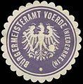 Siegelmarke Bürgermeisteramt Voerde-Niederrhein W0383522.jpg