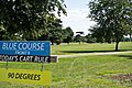 Sign - Blue Course - East Potomac Golf Course - East Potomac Park - 2013-08-25.jpg