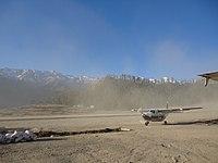 Simikot Airport Nepal.JPG