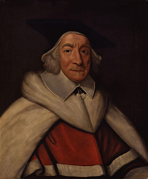 Thomas Malet - Portrait by unknown artist, 1661, in the National Portrait Gallery in London