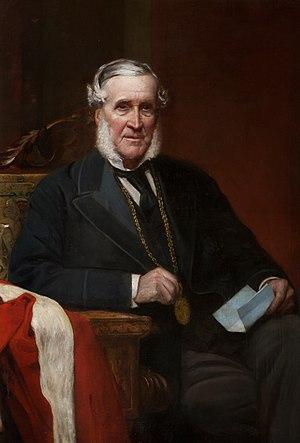 Sir William Ewart, 1st Baronet - Sir William Ewart, 1st Baronet